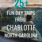 CLT Day Trips PINTEREST PIN 2