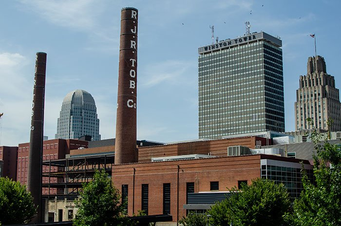 Day Trips from Charlotte NC Winston-Salem Image