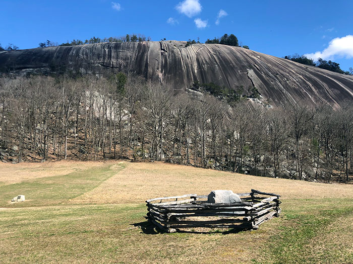 Family weekend trips from Charlotte NC Stone Mountain State Park Image