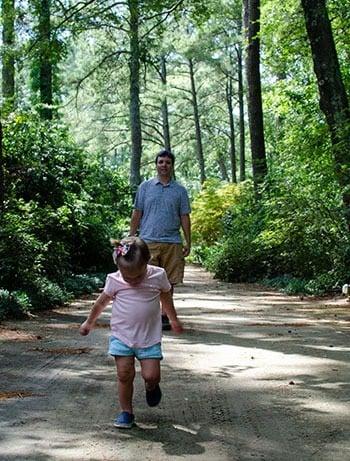 Fayetteville NC Botanical Garden Image