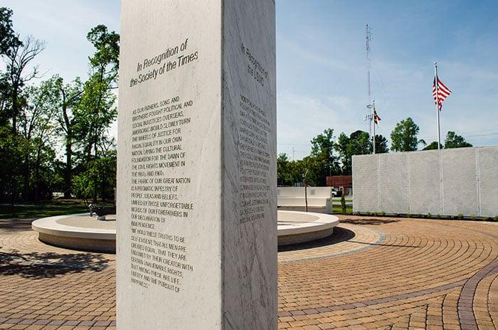 Jacksonville NC Montford Marines Memorial