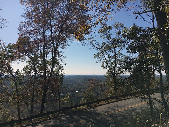 NC Day Trips Morrow Mountain State Park Image