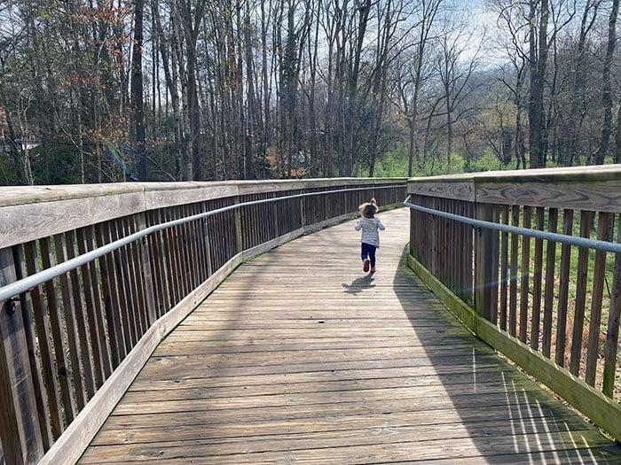 Things to Do in Hillsborough NC Riverwalk Image