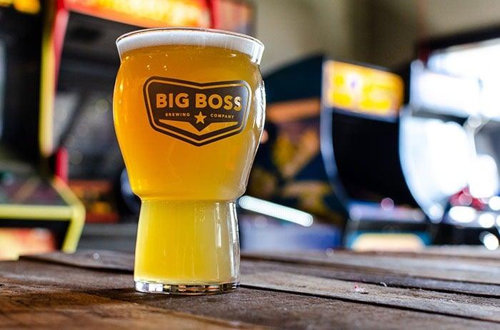 Breweries Raleigh NC Big Boss