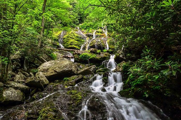 Catawba Falls North Carolina Waterfalls