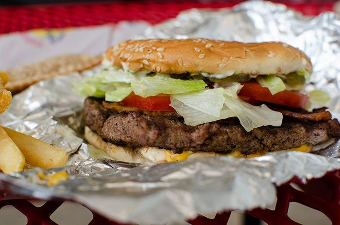 Char-Grill might be home of the best burger in Raleigh.
