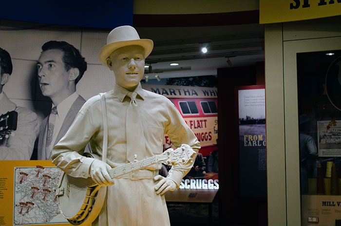 Earl Scruggs Center Shelby NC
