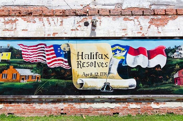 Halifax Resolves NC I95 Exit 160