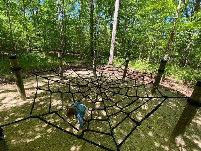 Kid Friendly Regional Parks Medoc Mountain State Park NC