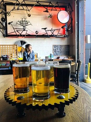 Raleigh Breweries Crank Arm
