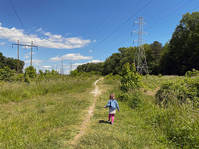 Roanoke Canal Trail Roanoke Rapids NC I95 Exit 176