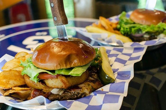 Blue 42s Restaurant in Morganton NC
