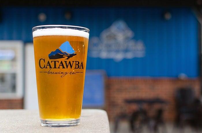 Catawba Brewing Morganton NC