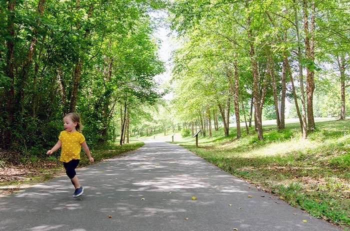 Before getting out of town, explore the fun outdoor things to do in Morganton, like the Catawba River Greenway.