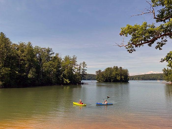 Lake James NC