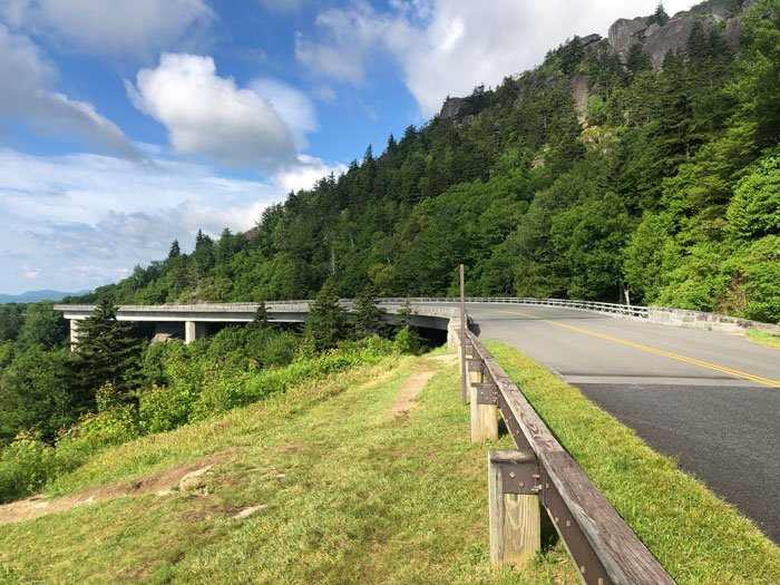 While this isn't technically Morganton, things to do like driving across Linn Cove Viaduct aren't too far away.