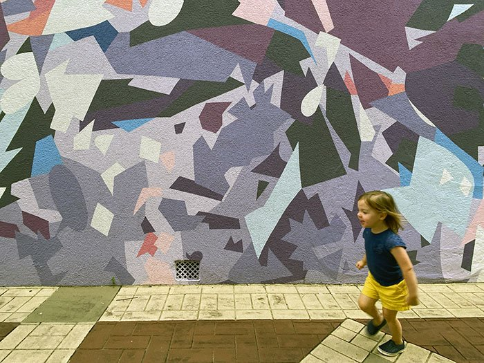 Searching for murals should be on everyone's list of things to do in Morganton.
