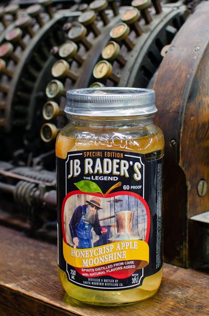 North Carolina Distilleries South Mountain Distilling