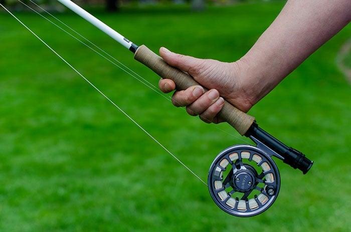 Orvis fly fishing at Chetola Resort