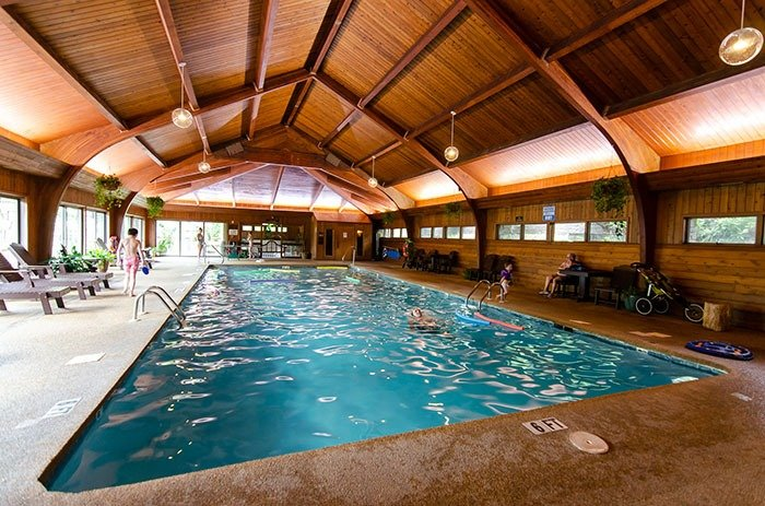We're partial to the Chetola Resort pool but imagine people have other thoughts.