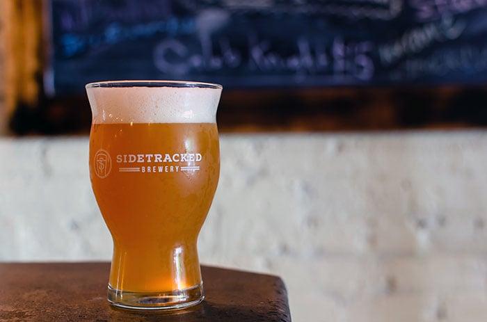 Sidetracked Brewing Morganton NC