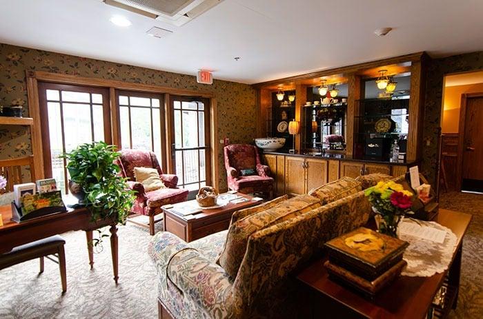 Luxury awaits at the Bob Timberlake Inn on the Chetola property.