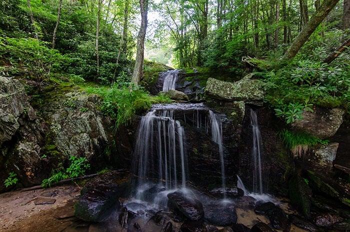 Waterfalls Park Newland NC