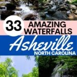 Waterfalls near Asheville NC3