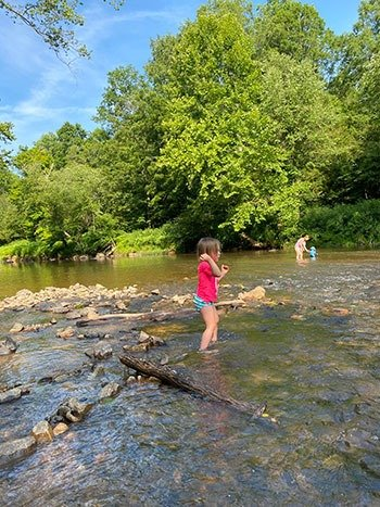 Eno River State Park Fews Ford 1