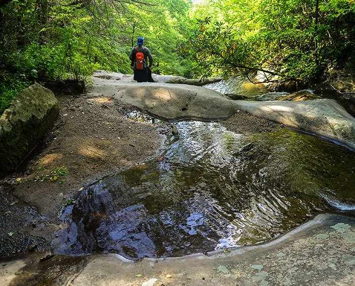 Glen Marie Falls Blowing Rock NC