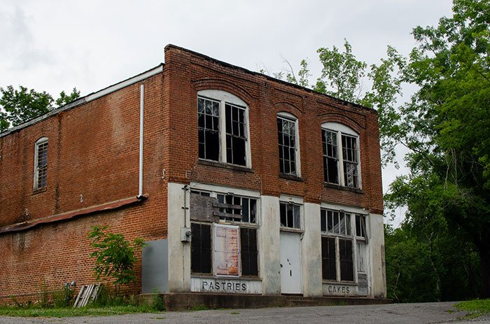 Henry River Mill Village Company Store