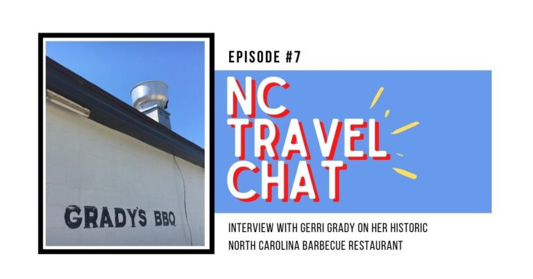 NC Travel Chat 7