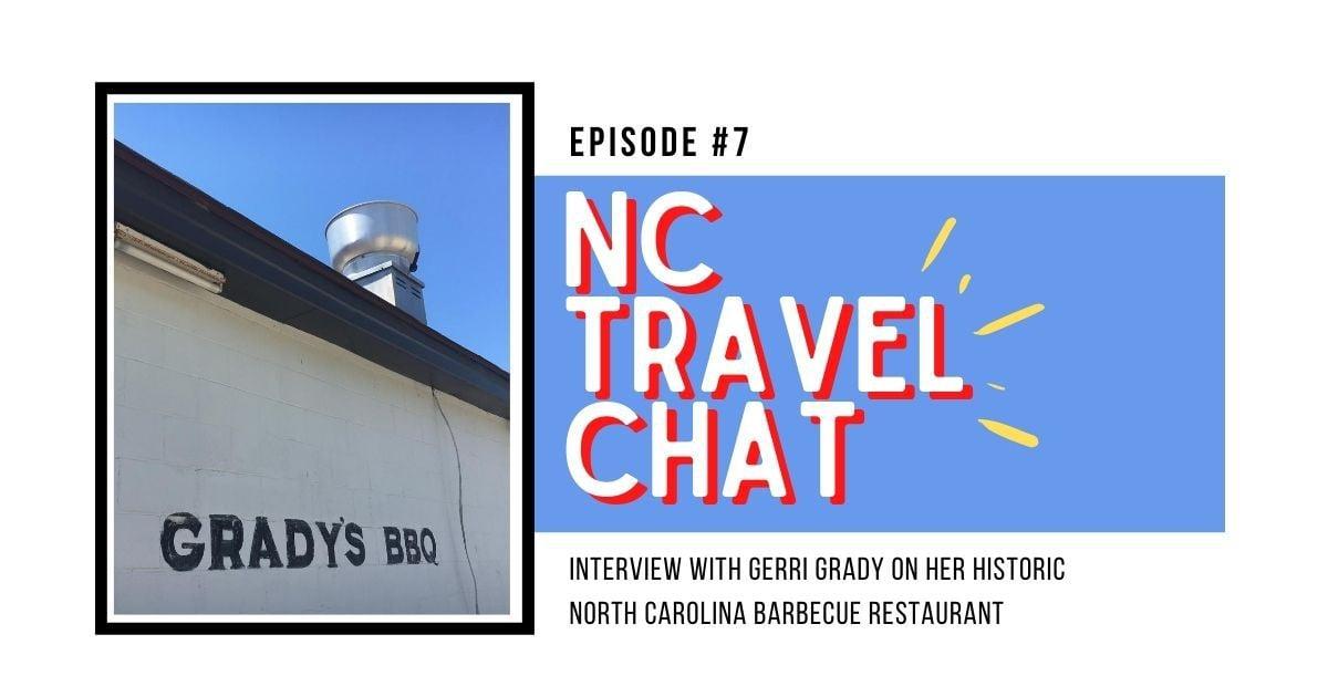 NC Travel Chat 7