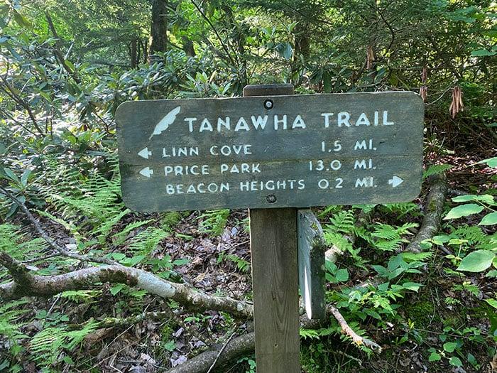 Tanawha Trail at Beacon Heights
