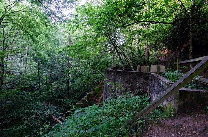 The Ruins Glen Burney Trail