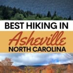 Asheville Hikes Pinterest image0