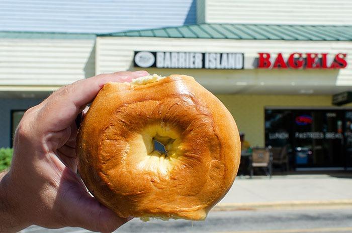 Barrier Island Bagels Outer Banks Restaurant