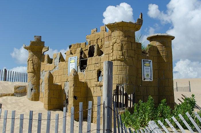 Castle at Jockeys Ridge