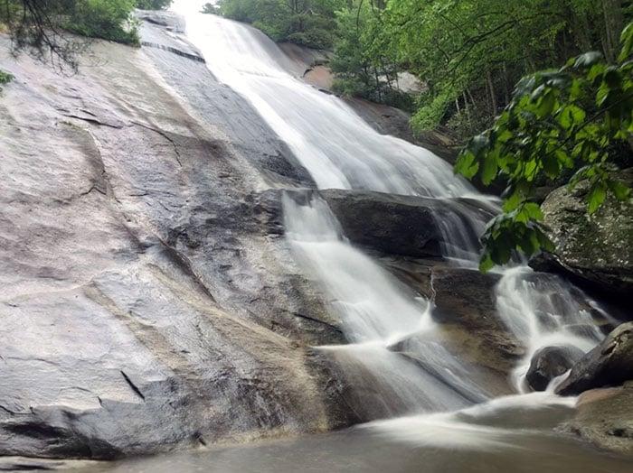 Stone Mountain Falls NC
