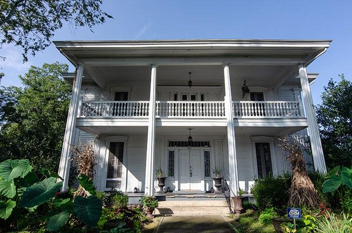 Historic Sharpe House in Statesville NC