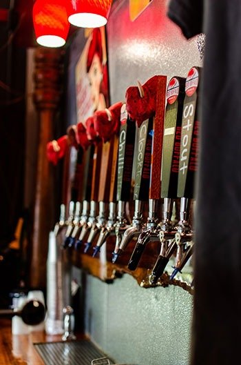Red Buffalo where to drink in Statesville