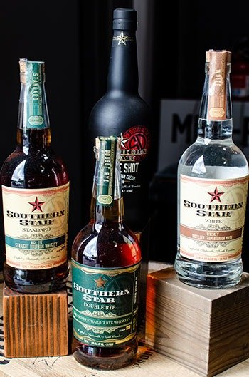 Southern Distilling products Statesville NC