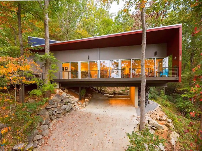 Taras Treehouse Carolina Mornings Image Credit Airbnb