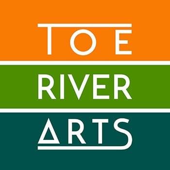 Toe River Arts Logo
