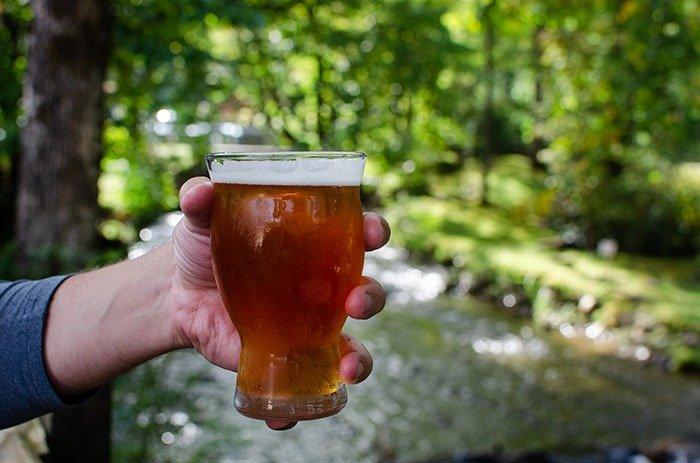 Bearwaters Brewing Company Maggie Valley NC