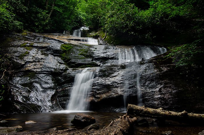 Black Mountains Hikes Setrock Creek Falls