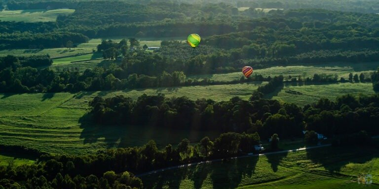 Carolina BalloonFest isn't the only time you can fly high over Statesville.