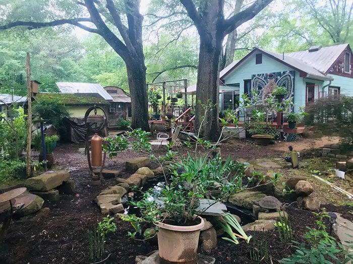 Cozy Art Cabin Durham Airbnb