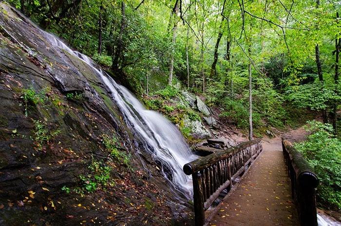 Deep Creek Trail Juney Whank Falls