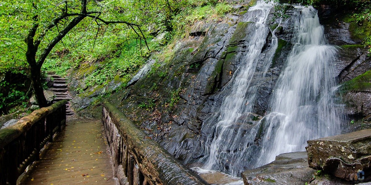 Deep Creek Trail is one of our favorites for a variety of reasons.